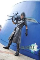 My Cosplay as Noctis by JohnAmuroRey