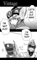 Not old by kamapon
