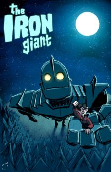 IRON GIANT by dcjosh
