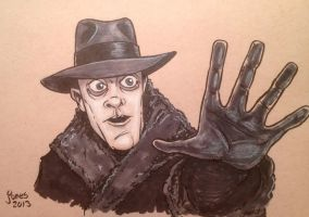 Mr. Hand from Dark City by AtlantaJones