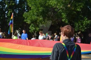 IFHS PRIDE RALLY 2013 (2) by Strider-Blackthorn