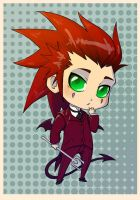 Halloween Axel by JuliaMadrigal