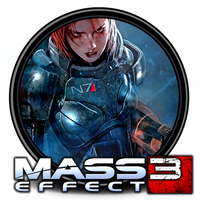 Mass Effect 3 by edook
