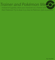 Trainer Meme Template by PhilRey