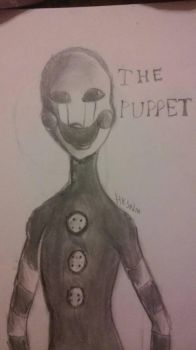 The Puppet by HellKittysNightmare