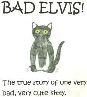 Bad Elvis!: Cover by AgentBabycakes