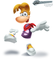 Anniversary Rayman Smashified (transparent) by MarkProductions