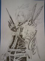 Allen Walker by haru4lavi