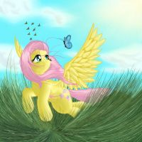 FlutterBliss :3 by DasDreadNought