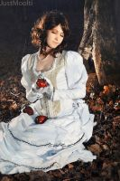 Apples - Victorian Dress by adelhaid
