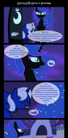 Past Sins: The Castle Of Nightmare P15 END by SaturnStar14