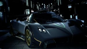 Pagani Zonda R by father12345