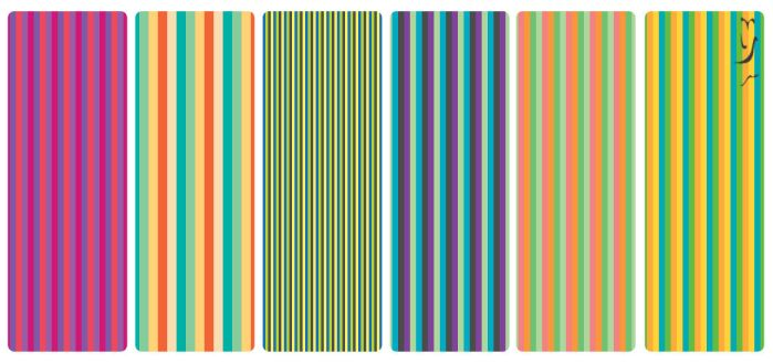 Striped Patterns by RubzZ