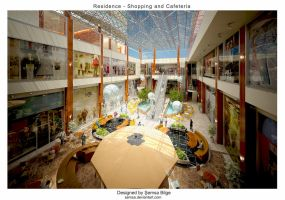 R2-Shopping and Cafeteria 1 by Semsa