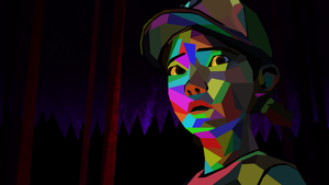 Clementine! (Coloured Shapes) by MrIDrawThings