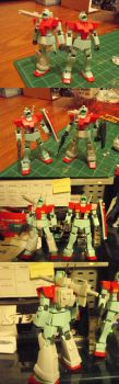 White Dingo Project part 5- GM Cannon complete by Blayaden