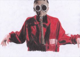 Sid Wilson color by D-KenSama78