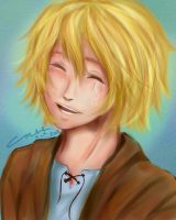 Armin: Laugh until You Cry by marikit