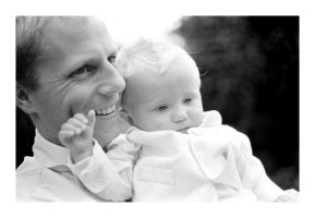 christening - father and son 2 by redux