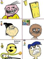Ed, Edd and Eddy by warlordkoffe