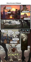 Arthas and the monster of Nobblegarden by scourge-minion