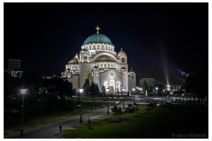 Saint Sava by eDamak