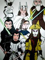 Avatar does Star Wars by Caranth