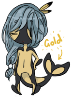 Erin The Golden Orca by Balance-Song