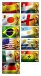 FIFA 2010 Flags by MOtero