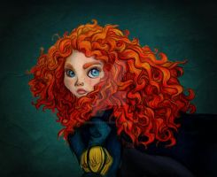 Merida by SteamboatLyssie