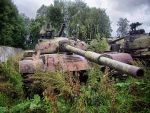 Old sick tank by ohlopkov