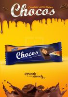 Chocos Poster by SKIN-3