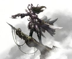Epic Skarre by boudicca