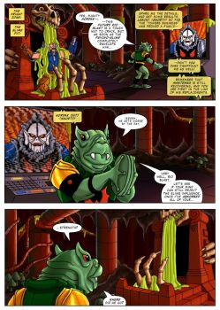 PoP/MotU - The Coming of the Towers - page 31 by M3Gr1ml0ck