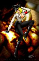 Ilsa The She Wolf of The SS By Juboss by juboss