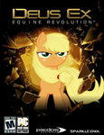 Deus Ex: Equine Revolution by nickyv917