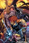 Thunder Cats Color by BDStevens