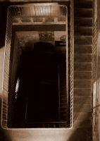 stairs by talrash1990