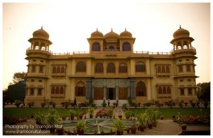 Mohatta Palace - 6 by shamoonaltaf