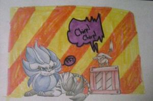 PKMNation Make a ROAR!! by kitzune-griffith