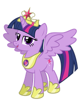 Princess Twilight by HankOfficer