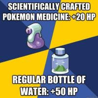 Bottled Water is more by TheRejected000