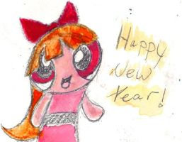 PPG: A New Year's Wish by AlicornMoonstar