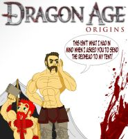 Dragon Age Humor by Cinn-Ransome