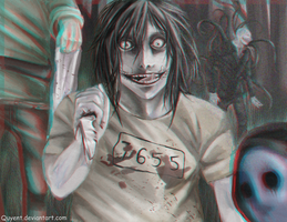 Creepypasta - Escape by QuyenT
