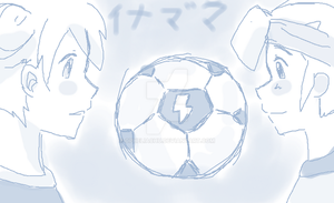 Let's play soccer! by OpheliaChu