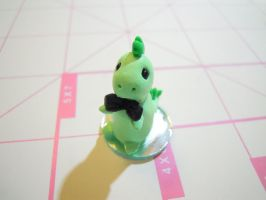 Baby Dino by SmallCreationsByMel
