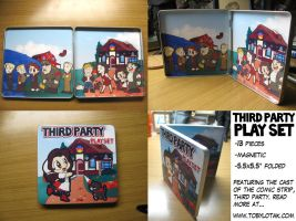 Third Party- Magnetic Playset by Fyuvix