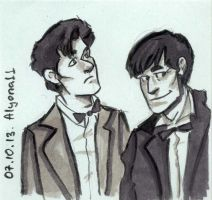 Two Doctors by Alyona11