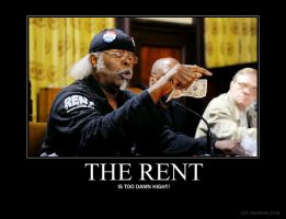 The Rent Is Too Damn High by DaiGurrenDrift